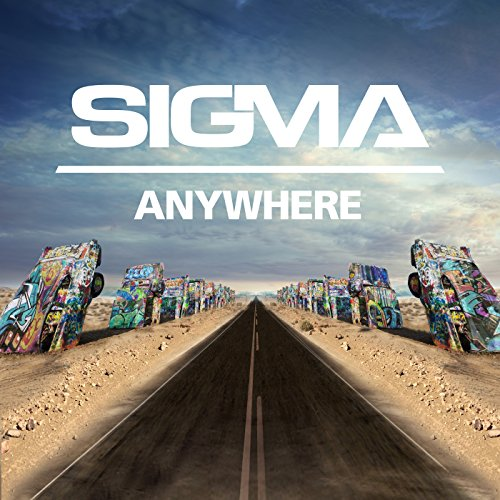 Anywhere [Explicit]