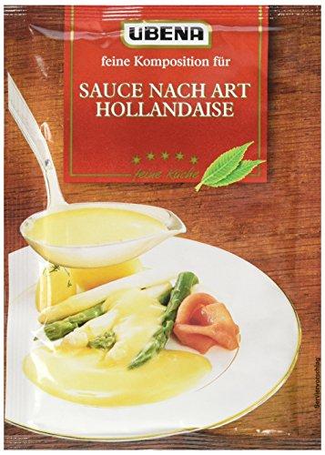 Ubena Sauce Hollandaise, 6er Pack (6 x 25 g)