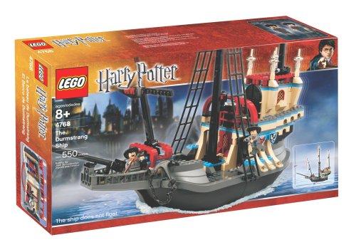 The Durmstrang Ship by LEGO ()