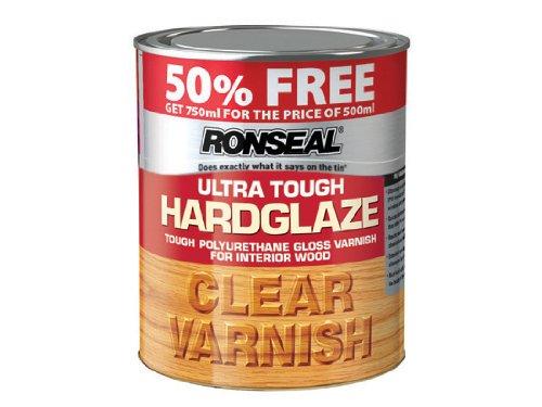 ronseal-utvhg5av-ultra-tough-hardglaze-internal-clear-varnish-500ml-50