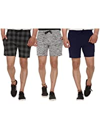 Shaun Men's Cotton Shorts