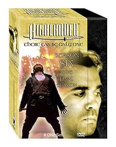 Highlander: Season 6 - Series [DVD] [Region 1] [US Import] [NTSC]