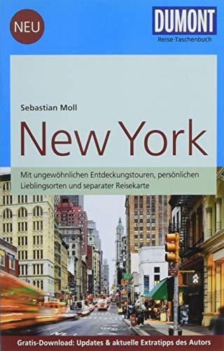 DuMont Reise-Taschenbuch Reiseführer New York: mit Online-Updates als Gratis-Download -