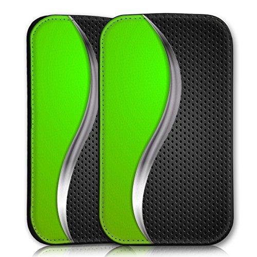 Sleeve Style Handy Tasche Case Schutz Hülle Schale Motiv Etui für Apple iPhone 6 / 6S - Sleeve UBS16 Design12 Design 9