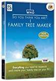 Produkt-Bild: GSP Who Do You Think You Are? Family Tree Maker (New Version) (PC)