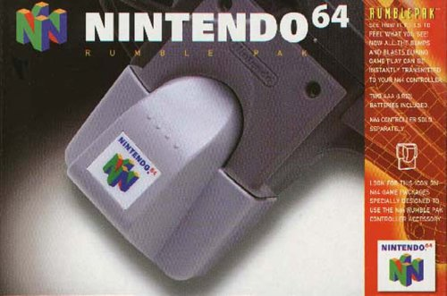 Nintendo Rumble Pak (N64) for sale  Delivered anywhere in UK