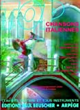 Partition - Top chansons italiennes