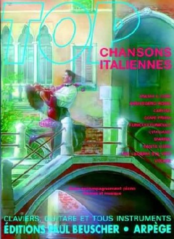 Partition : Top chansons italiennes