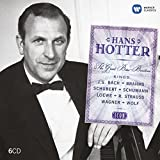 Icon : Hans Hotter (Coffret 6 CD)