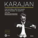 #8: The Karajan Official Remastered Edition - Orchestral recordings Philharmonia Orchestra 1949-1960