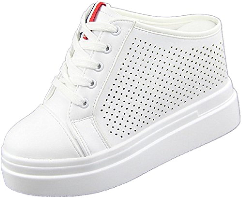 KPHY-Chaussures pour Femmes/Pas De Chaussures Chaussures De pour Suivre Les Femmes Moitié Pantoufles À Fond Épais des Chaussures...B07FJLH44JParent 936b4d