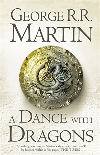 A Song of Ice and Fire, Tome 5 : A Dance With Dragons par George R. R. Martin