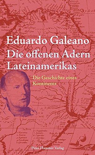 Buchseite und Rezensionen zu 'Die offenen Adern Lateinamerikas' von Eduardo Galeano