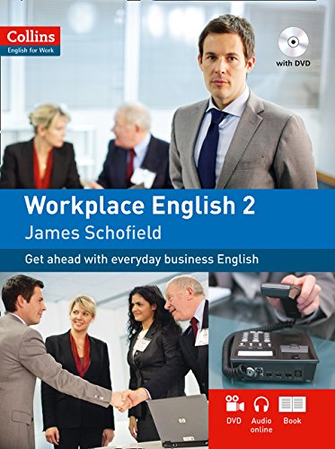 Workplace English 2: A2 (Collins English for Work)