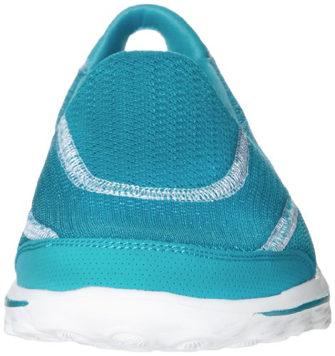 Skechers Gowalk 2 Spark, Sandales de sport Femme Bleu (turquoise)