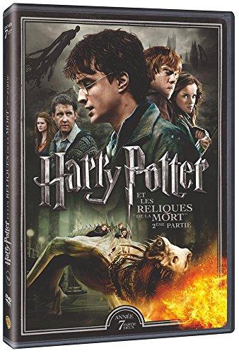 Harry Potter et les Reliques de la Mort - 2ème partie - Année 7 - Le monde des Sorciers de J.K. Rowling - DVD