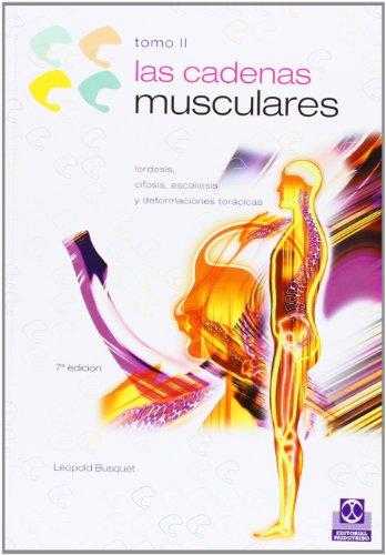 Descargar Libro Las Cadenas Musculares - Tomo II: 2 (Medicina) de Léopold Busquet