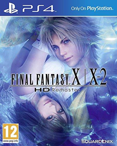 Preisvergleich Produktbild Final Fantasy X X2 HD Remaster (PS4) Spielbar in Deutsch