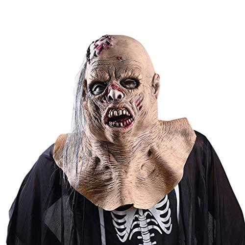 Monster Schädel Maske - JZGJG Adult Walking Dead Zombie Maske