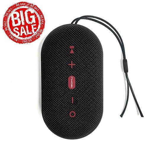 Bluetooth Lautsprecher, iGOKU SoundCore mobiler Wireless Speaker 10W , Mini drahtloser IPX7 Wasserdicht Subwoofer mit Mikrofon, SD Slot, Sound Box für dusche Sport und Outdoor (Pro-bass-geschenk-karte)