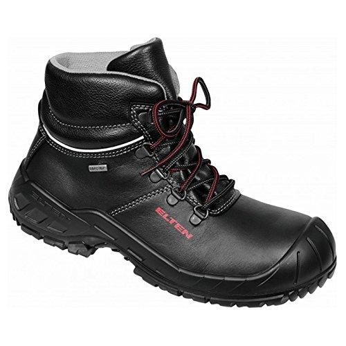 Elten, Chaussures De Sécurité Pour Homme Noir Noir Noir (noir)