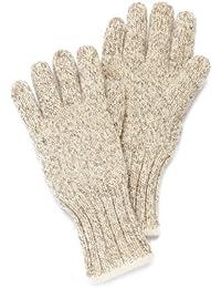 Fox River Socks Wollhandschuh Ragg - Guantes de náutica para hombre, color marrón, talla L