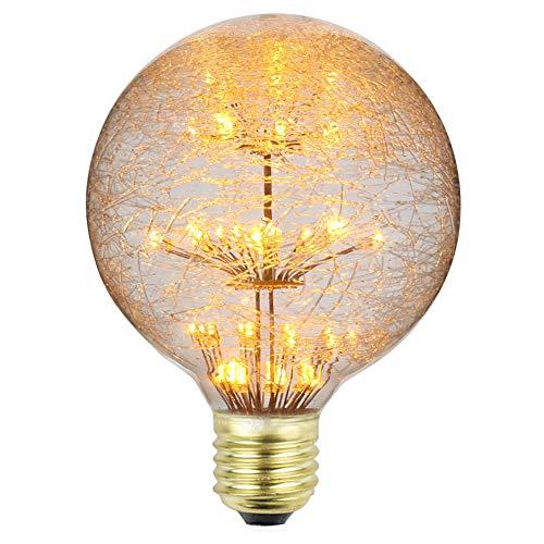 Bombillas LED Tianfan de estilo vintage, para chimenea, luz de luna, bombillas...