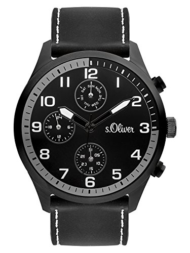 Montre Homme s.Oliver Time SO-3339-LC