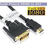 Best Dvi Cables - Storite® Gold Plated HDMI to DVI D Dual Review