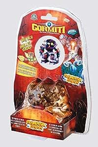 Gormiti Elemental Fusion 6cm figurine à collectionner avec base Autel Mystique [Jouet]