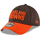 New Era NFL Cleveland Browns Authentic 2018 Sideline 39THIRTY Stretch Fit Home Cap, Größe :M/L