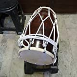 Sai Musical Professional Dholak With Rope For Orchestra.