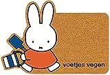 Voetjes vegen fococo tapijt Nijntje