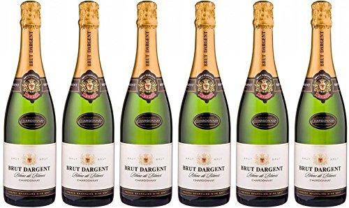 Brut Dargent Chardonnay Méthode Traditionnelle (6 x 0.75 l)