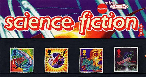 1995 Science Fiction Presentation Pack No. 258 - Royal Mail Stamps