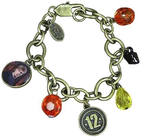 The Hunger Games Bracelet - Peeta