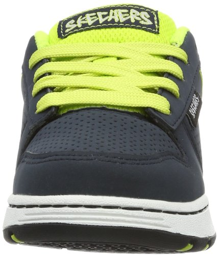 Skechers EndorseSkate Game Jungen Sneakers Blau (Nvlm)
