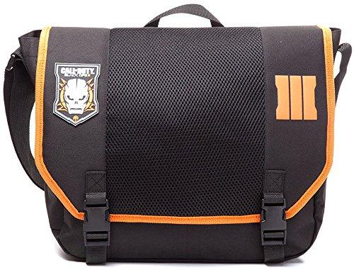 Call Of Duty Black Ops 3 Tasche Umhängetasche Messenger Bag Kuriertasche Sporttasche Schultasche COD Black Ops III