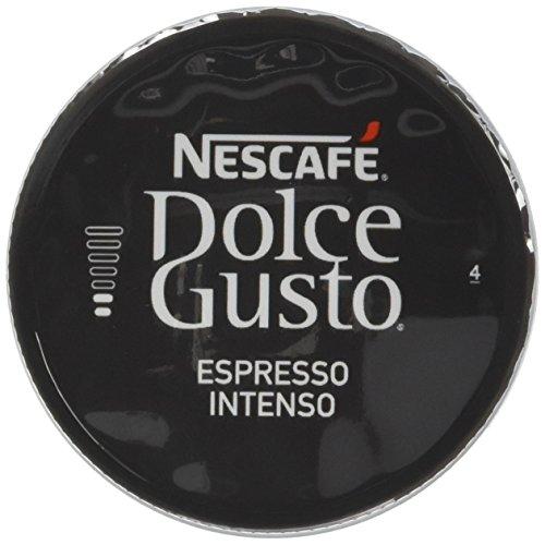 NESCAFÉ DOLCE GUSTO ESPRESSO INTENSO Caffè espresso 6 confezioni da