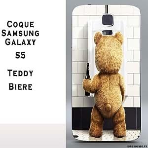 Coque Samsung Galaxy S5 Teddy, Coque originale et Fun