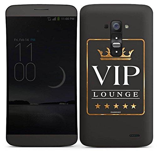 DeinDesign LG G Flex Folie Skin Sticker aus Vinyl-Folie Aufkleber VIP Lounge V.I.P Luxus