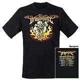 Dragonforce - T-Shirt Robot T-Shirt (in S)