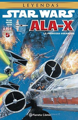 Star Wars Ala X 05 por VV.AA.