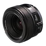 Yongnuo 35mm F2.0Lente Gran Apertura Auto Focus AF Lentes para Nikon DSLR Cámaras