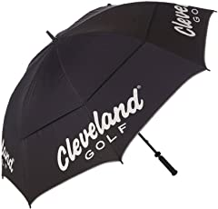 Cleveland Double Canopy Golf Umbrella - 2017 Monsoon Edition