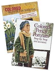 Colored Pencil Art with Ann Kullberg Books Bundle