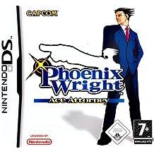 Phoenix Wright - Ace Attorney [Importación italiana]
