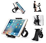 AboveTEK Universal Fitnessstudio Fahrrad Phone Mount fur Tablet & Phone