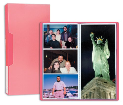 pioneer-albums-photo-cf-3-144-pocket-poly-coque-space-saver-album-photo-rouge