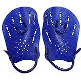 JWBOSS 1 paio Mano di guanti da nuoto Fili a mano di immersione Pagaia Palm Handwear Sport acquatici per uomini / donne